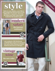 Fall Style Guide Cover