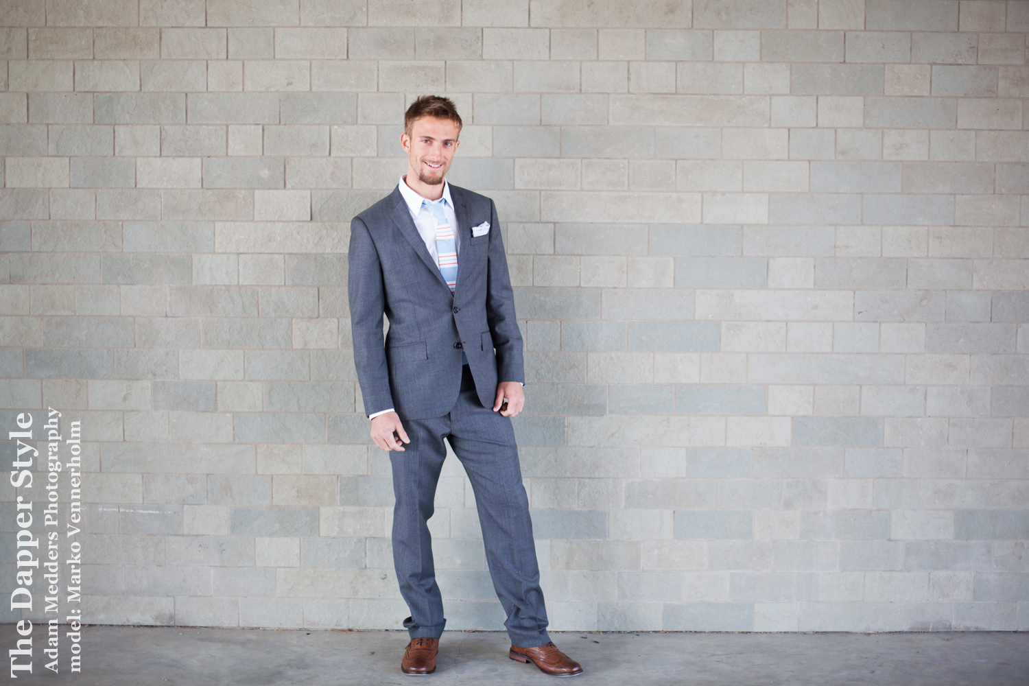 loosen up suits the dapper style