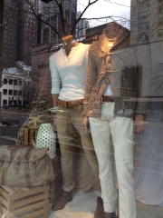 ralph lauren chicago window