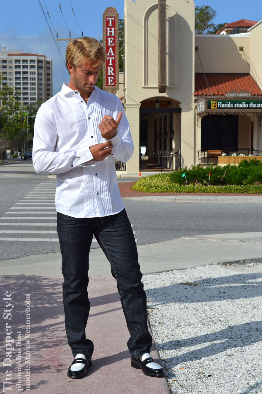 good looking top-rated official huge discount How To Wear A Tuxedo Shirt Casually   Azərbaycan Dillər ...