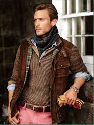 Jason Morgan for Ralph Lauren