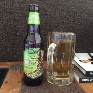 angry orchard green apple cider