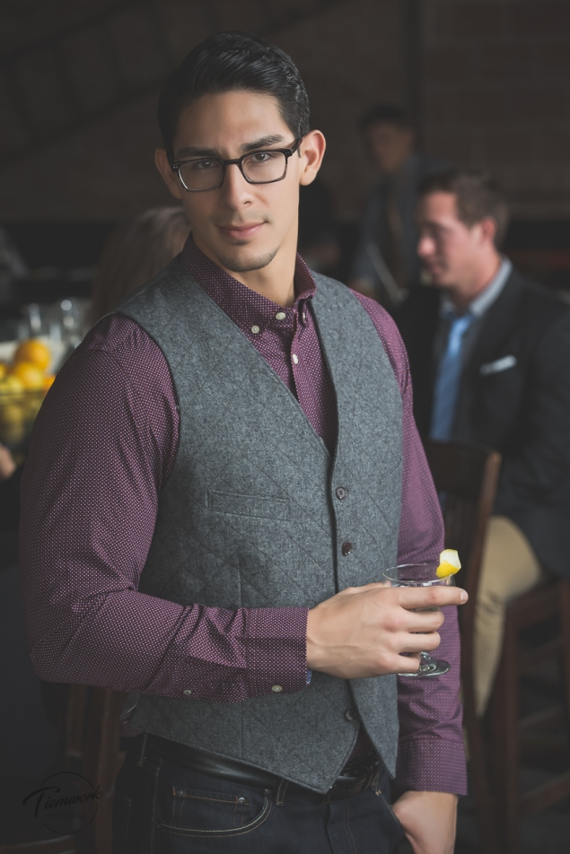 nick rodriguez dapper menswear