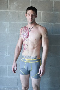 Brenden for Saxx Underwear