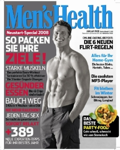 Max Germany 2008 cover