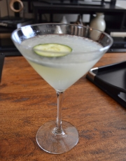 dapper cucumber cocktail