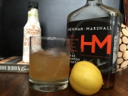 herman marshall dapper drinks