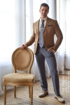 dapper menswear with devon shurden