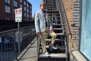 casual dapper menswear matt wolfe