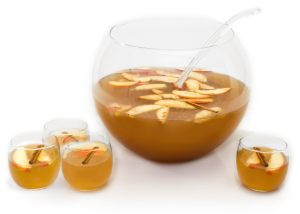 Basil Hayden Spiced Christmas Punch