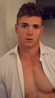 male model Glenn Marshall