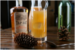 Spiced Apple Cocktail