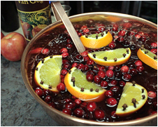 Fall Party Punch