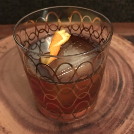 harvest moon cocktail by the dapper style