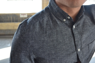 h-and-m-texture-blue-shirt