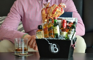 brobasket ultimate whiskey gift