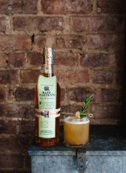 Basil Hayden's Rye Ginger Buck cocktail