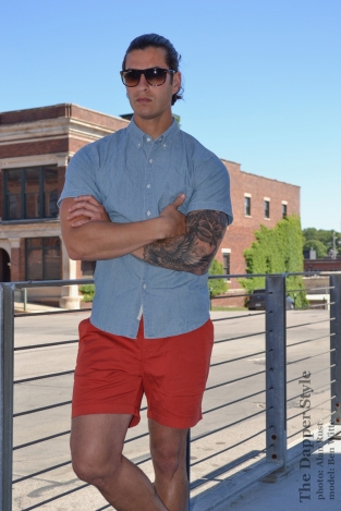 ben witte chambray summer style