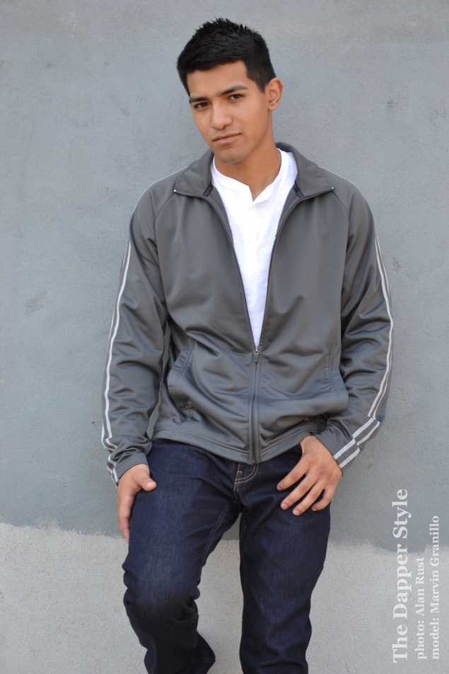 marvin granillo track jacket