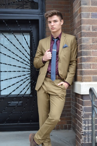 troy mccune dapper fall suit menswear