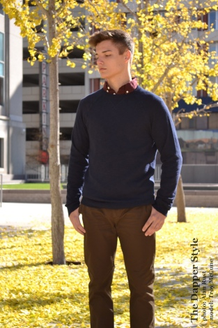 troy mccune fall sweater style