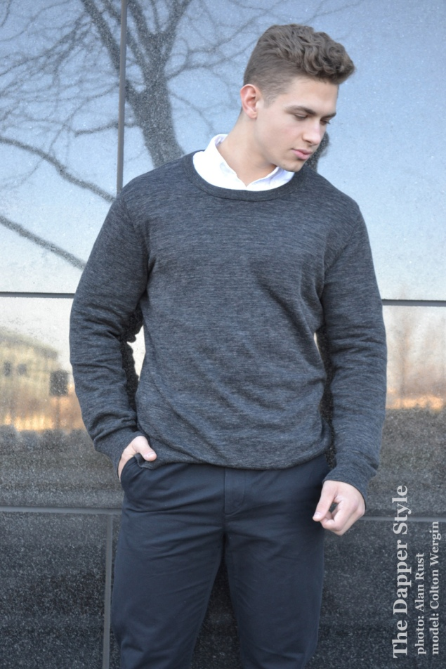 colton wergin gray menswear