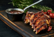 whiskey maple ribs