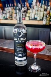 La Luna Mezcal Cocktail