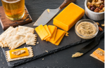 cheddar pale ale pairing