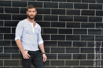 chad-stripe henley