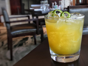 honey badger cocktail