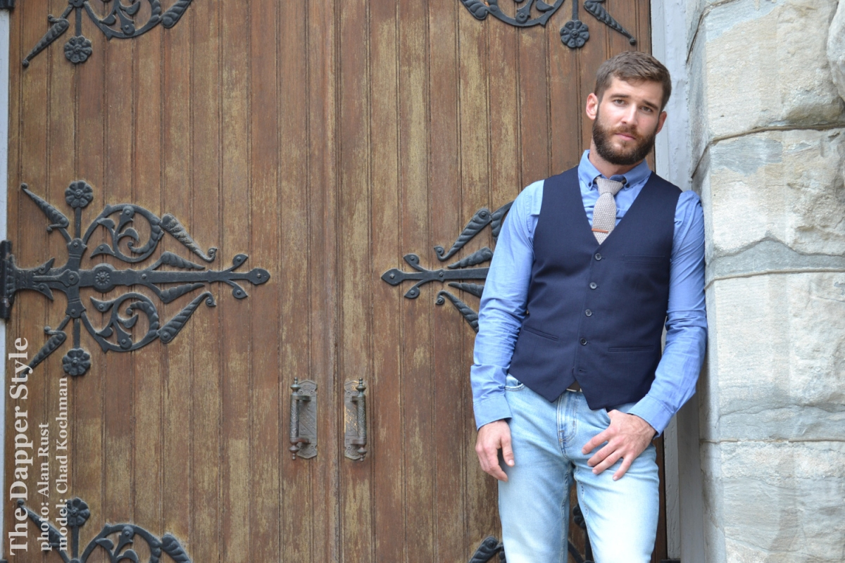 Handsome Fall Menswear Style