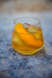 Spice Market Old Fashioned - Crooked Branch